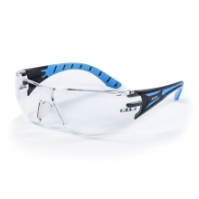 Riley Stream Safety Glasses with Indoor/Outdoor Lenses