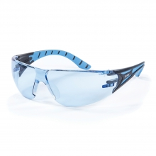 Riley Stream Safety Glasses with Blue Lenses