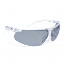 Riley Riletto Ultra-Lite Clear Safety Glasses with Grey Lenses