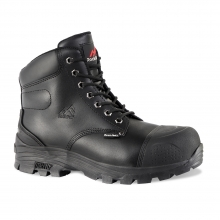 Ebonite Black Safety Boot