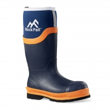 Silt Navy Bleo Neoprene Safety Wellington