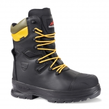Chatsworth Black Kevlar Chainsaw Safety Boots
