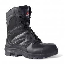 Titanium Black Non-Metallic Safety Boot
