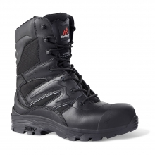 Titanium Black Non-Metallic Safety Boot