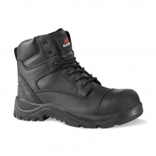 Rock Fall RF460 Slate Safety Boot Black