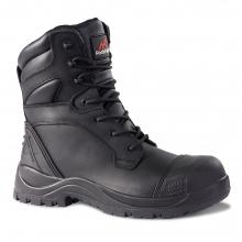 Clay Black High Leg Waterproof Safety Boot UK9