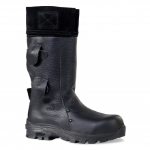 Vulcan Black High-Leg Safety Foundry Boot
