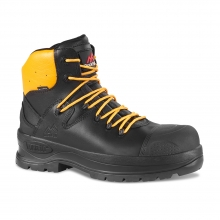 Power Black Electrical Hazard Safety Boot