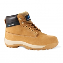 Orlando Honey Nubuck Leather Safety Boot