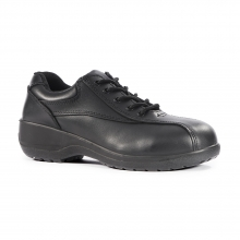 Amber Ladies Lace-Up Safety Shoes