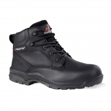 Onyx Black Ladies Non-Metallic Safety Boot