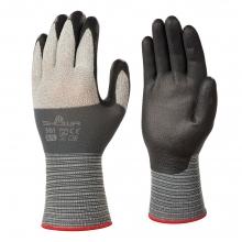 Showa 381 Foamed Nitrile Palm Gloves