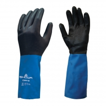 Showa CHM Neoprene Chemical Resistant Gauntlets 30cm