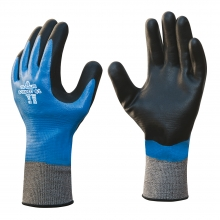 Showa S-TEX 377 Nitrile Coated Cut Resistant Gloves Size 7/S