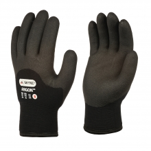 Skytec Argon Black Foam Coated Double Insulated Gloves
