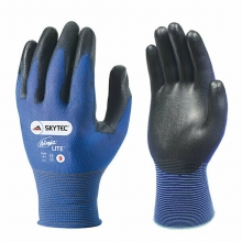 SkyTec Ninja Lite Ultra Lightweight PU Palm Coated Gloves