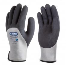 Skytec Radius EW151 Grey/Black Latex Cut Resistant Gloves