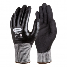SkyTec Sapphire Total Nitrile Coated Cut Resistant Gloves