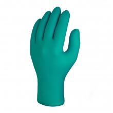 Skytec Teal Powder Free Nitrile Disposable Gloves