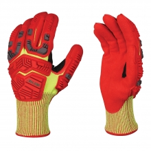 Skytec Torben Nitrile Foam Coated Impact Resistant Gloves