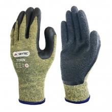 Skytec Torin Grey/Yellow Heat & Cut Resistant Gloves