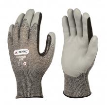 Skytec Ultimus Lite Black/Grey Nitrile Foam Cut Resistant Gloves