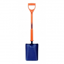 Shocksafe Insulated Taper Mouth Shovel