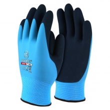 Aquatek Dual Coated Latex Gloves