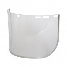 VCA85M Clear Polycarbonate Visor 200mm