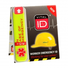 Emergency ID Standard (ICE)