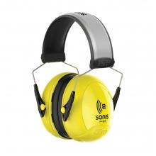 JSP Sonis 2 Extra Visibility Adjustable Ear Defender