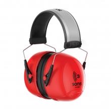 JSP Sonis 3 Extra Visibility Adjustable Ear Defender
