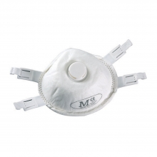 JSP Martcare Moulded FFP3 Valved Disposable Respirator - Per 5