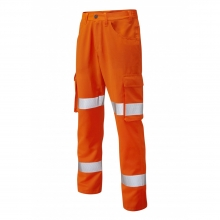 Leo Yelland Hi-Vis Lightweight Cargo Trousers