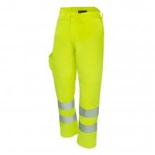 Progarm 7418 Hi-Vis Yellow FR AST ARC Trousers Size 40S