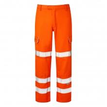 Pulsar PRARC07 Hi-Vis Orange FR AST ARC Combat Trousers