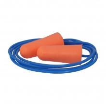 UC-EP03C Corded PU Foam Ear Plugs - Box of 200