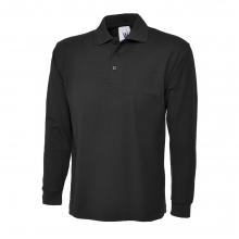 UC113 Long Sleeved Poloshirt