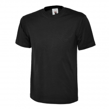 UC301 Classic T-Shirt Black Size 3XL
