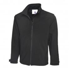 UC611 Premium Full Zip Softshell Jacket
