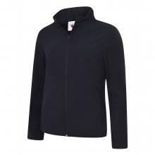 UC613 Ladies Classic Full Zip Softshell Jacket