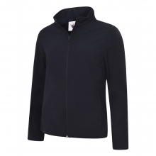UC613 Ladies Classic Full Zip Softshell Jacket