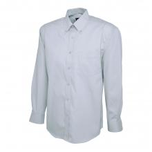 UC701 Mens Oxford Long Sleeve Shirt