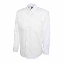 UC701 Mens Oxford Long Sleeve Shirt