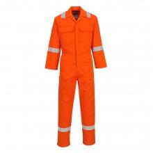 Portwest BIZ5 Bizweld Iona FR Orange Coverall
