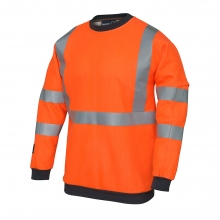 Progarm 5648 Hi-Vis FR AST ARC Sweatshirt