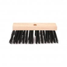 """Stiff Black PVC Broom 330mm (13"""")"""