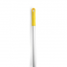 Kentucky Mop Handle with Coloured Cap and Plastic Clip