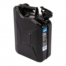 Jerry Can Black 10 Litres