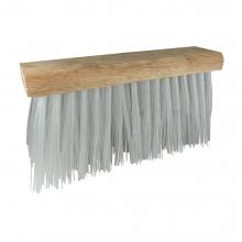 """Industrial Stiff Flat Top Yard Broom 330mm (13"""")"""